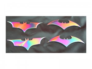 Rainbow-Batman-Batarangs