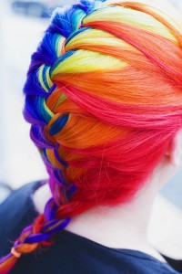 rainbow-hair-color-braid