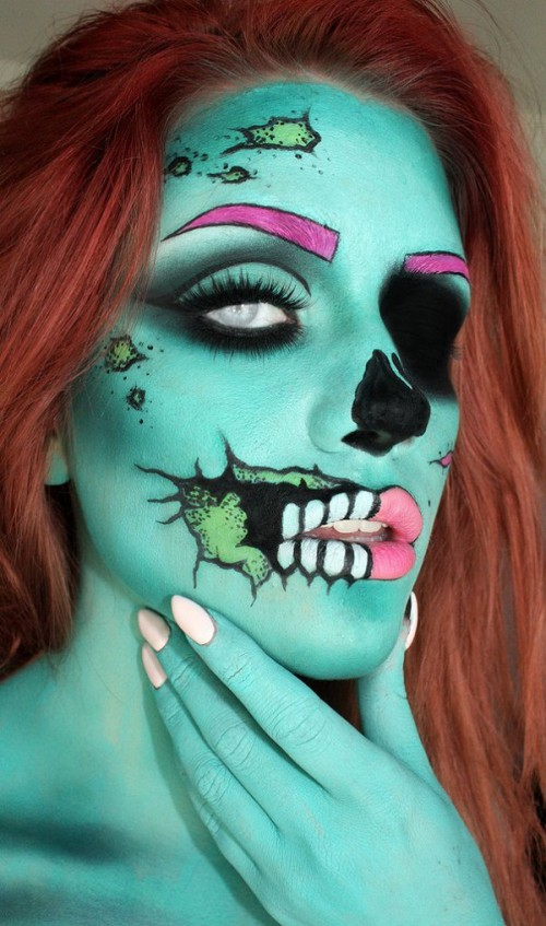 zombie-pop-makeup-2